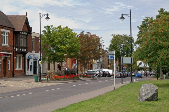 Chislehurst high street