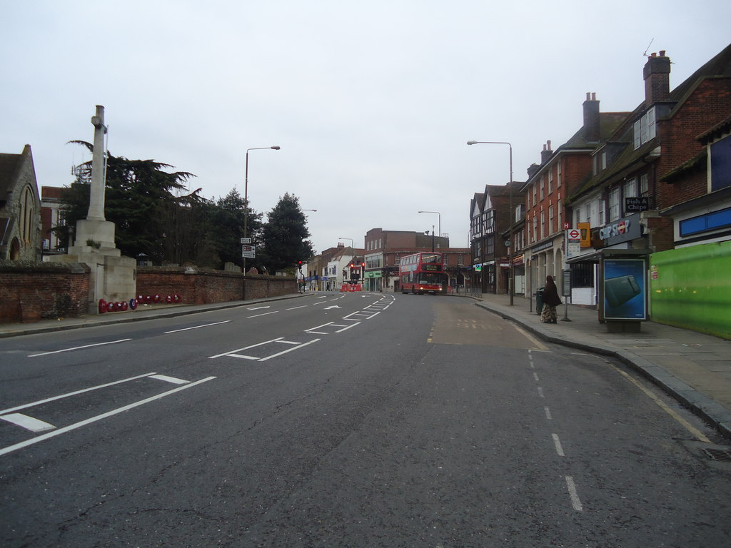 Driving Lessons in Eltham, London SE9