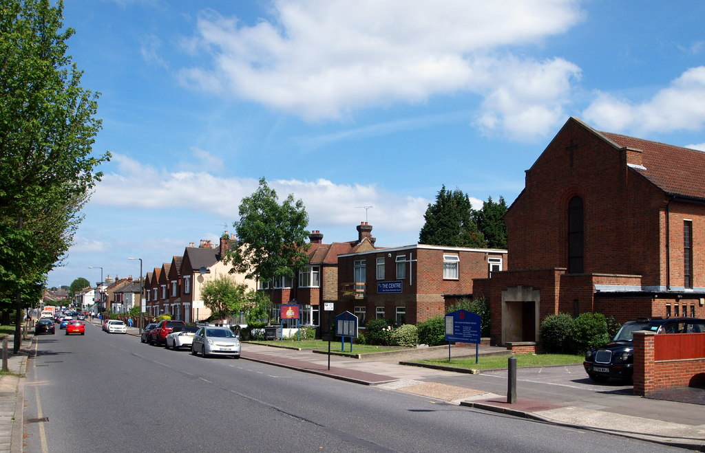 Mottingham memorial