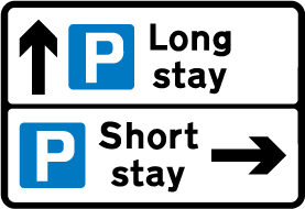 direction-and-tourist-signs - parkng advice