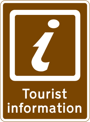 direction-and-tourist-signs - tourist infomration