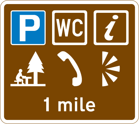 direction-and-tourist-signs - viewpoint