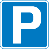 information-signs - parking