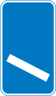 motorway-signs - countdown to exit 1