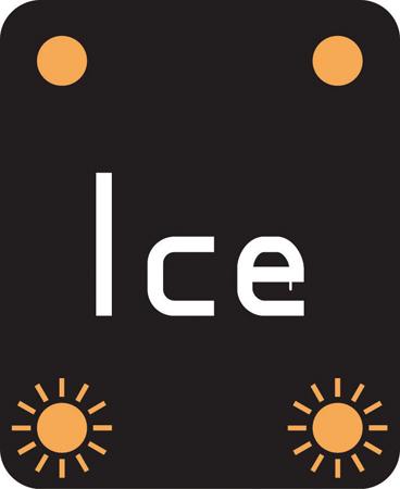 motorway-signs - ice on motorway