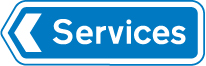 motorway-signs - services