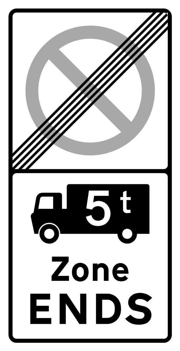 on-street-parking - 5 tonne restriction ends
