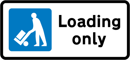 on-street-parking - loading only