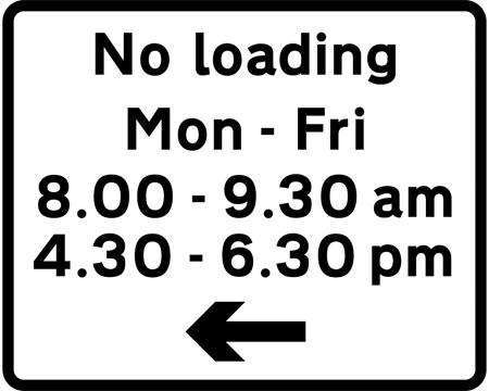 on-street-parking - loading restriction
