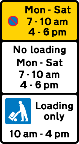 on-street-parking - loading restrictions
