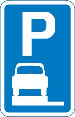 on-street-parking - park fully on kerb