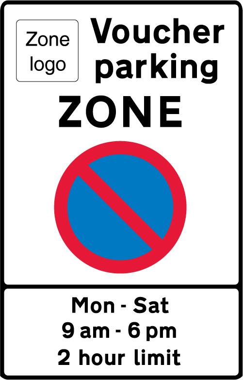 on-street-parking - voucher parking zone