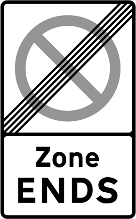 on-street-parking - zone ends