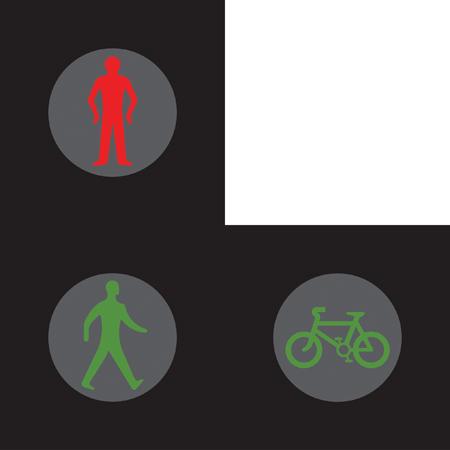 pedestrian-cycle-equestrian - toucan