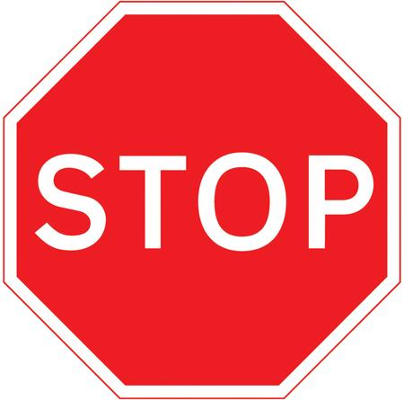 regulatory-signs - stop