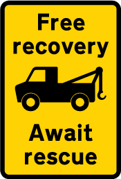 road-works-and-temporary - free recovery