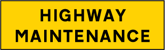 road-works-and-temporary - highway maintenance