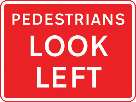 road-works-and-temporary - pedestrians look left
