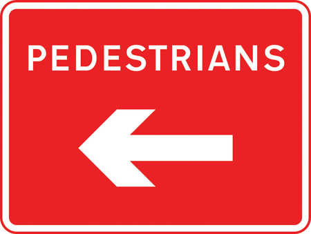 road-works-and-temporary - pedestrians