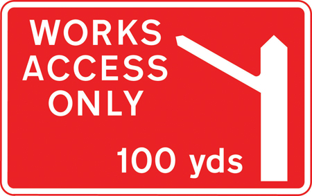 road-works-and-temporary - works access only