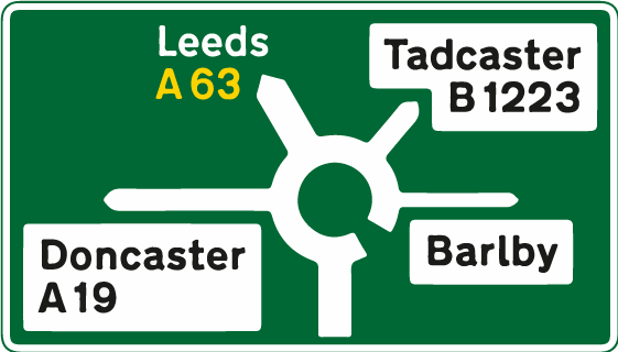 roundabouts - primary roundabout 2
