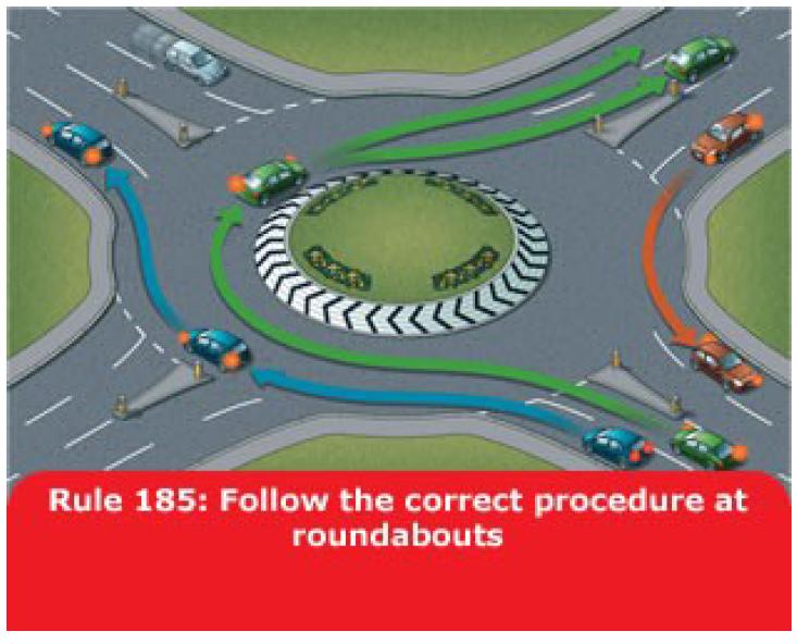 roundabouts - roundabout hc
