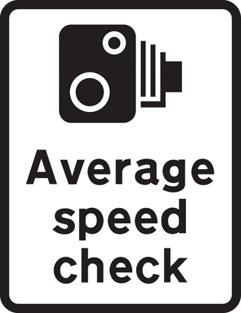 speed-limit-signs - average speed check