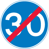 speed-limit-signs - end min 30