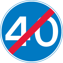 speed-limit-signs - end min 40