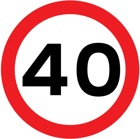 speed-limit-signs - max 40