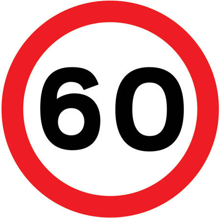 speed-limit-signs - max 60