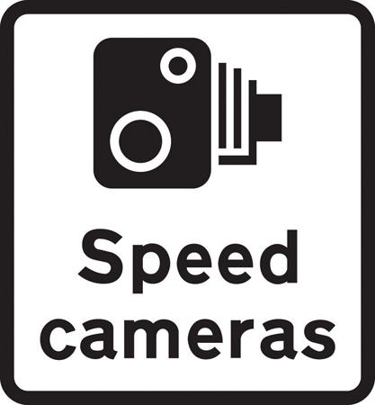 speed-limit-signs - speed cameras