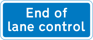 tidal-flow-lane-control - end of lane control