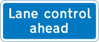 tidal-flow-lane-control - lane control instruction