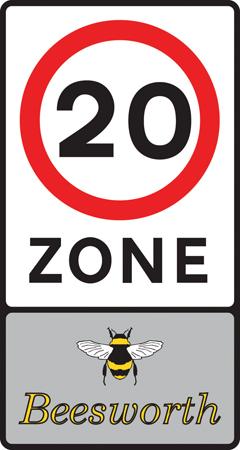 traffic-calming - 20 zone