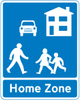 traffic-calming - home zone