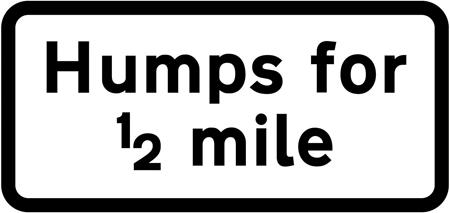 traffic-calming - humps
