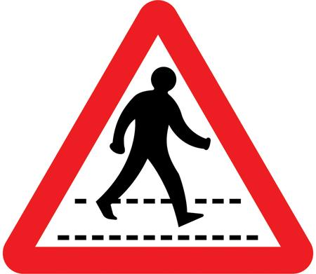 traffic-calming - pedestrian crossing