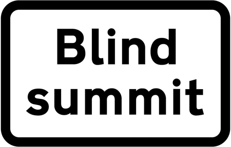 warning-signs - blind summit