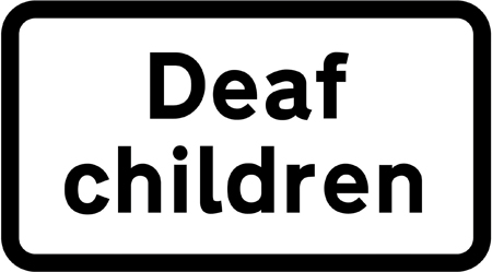 deaf children