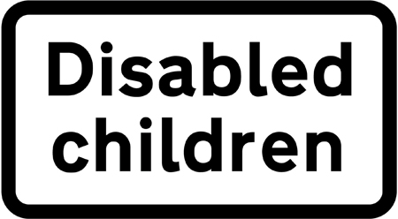 disabled chilcren