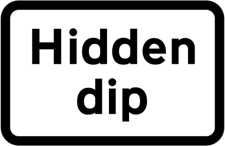warning-signs - hidden dip