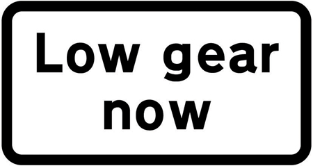 warning-signs - low gear now