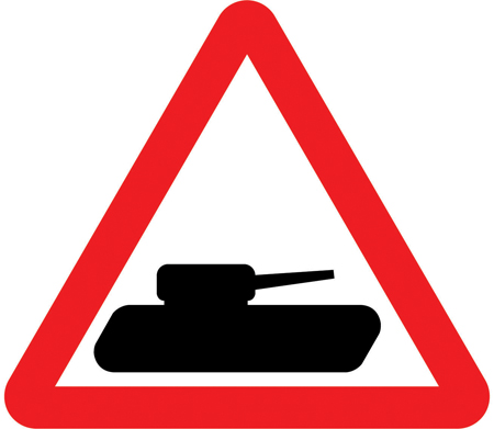 warning-signs - tanks