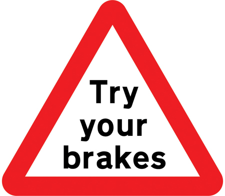 warning-signs - try your brakes